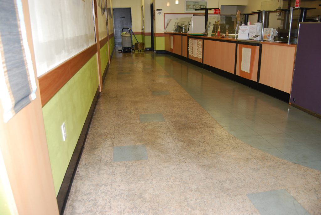 Tile Restaurant - Before